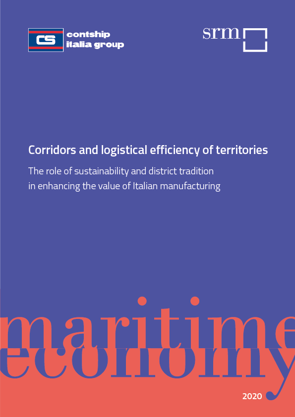 Contship-SRM Report on Logistics Corridors 2020