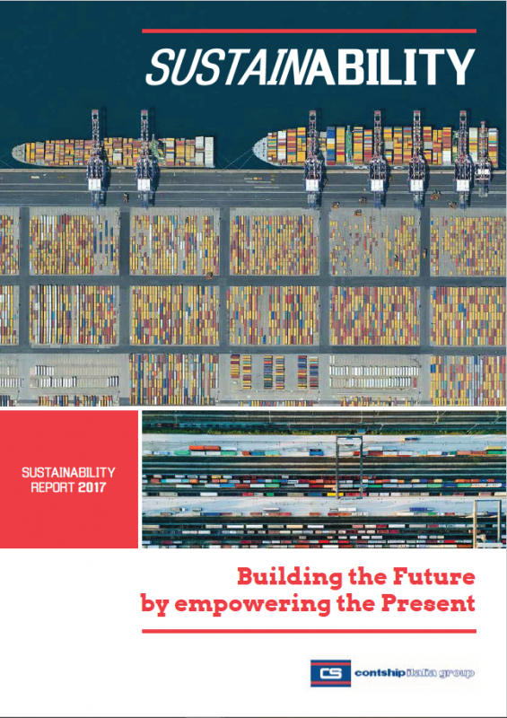 Contship Italia Sustainability Report 2017