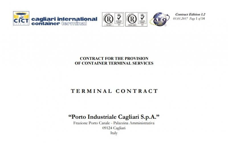 CICT Standard Contract