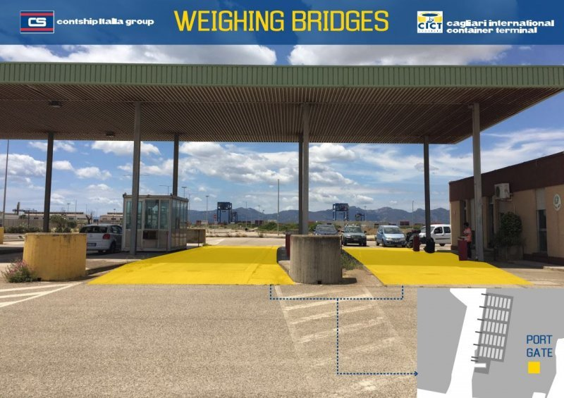 CICT Weighbridges