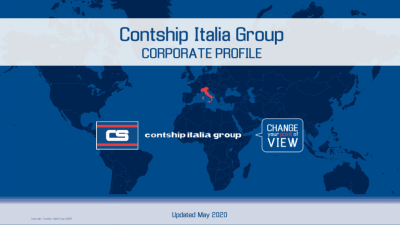 Contship Italia Group Company Profile
