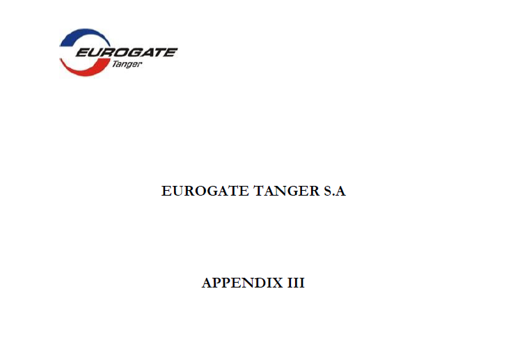 EGT Operational Manual