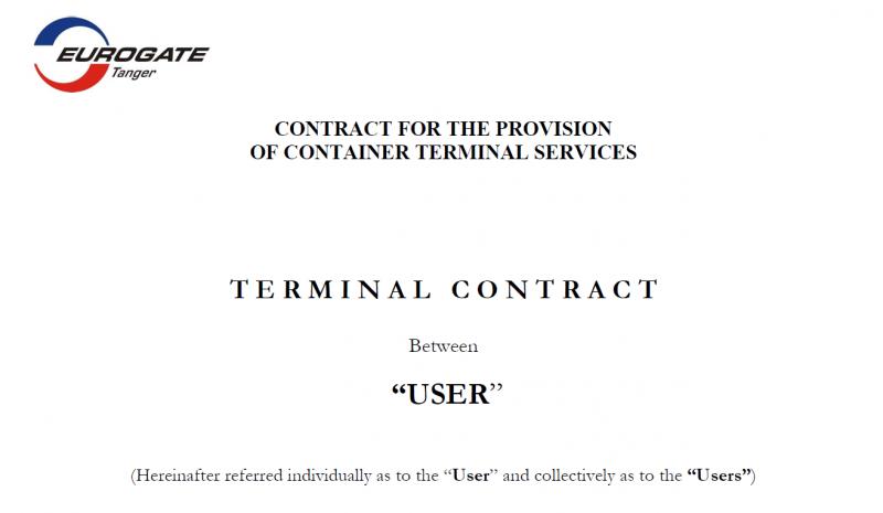 EGT Standard Contract