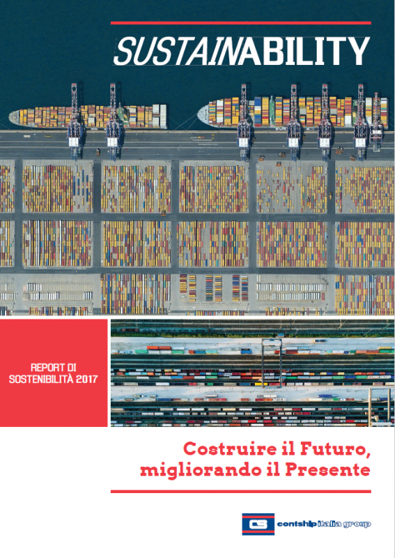 Contship Italia Sustainability Report 2017 (ITA)