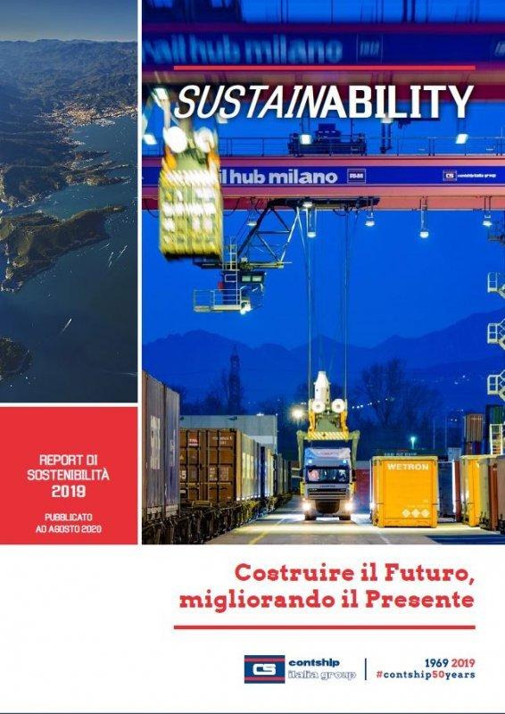 Contship Sustainability Report - 2019