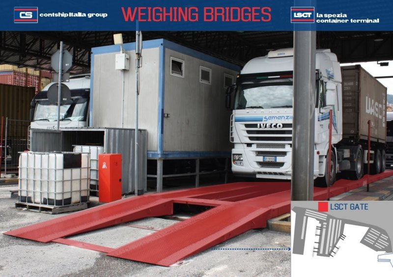 LSCT Weighbridges