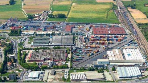 Contship Rail Hub Milano