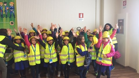 Porto Lab first visit 2017