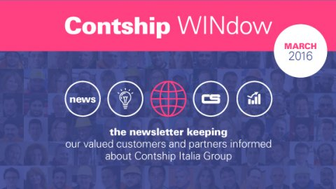 Contship Window - March 2016