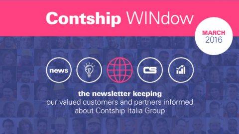 Contship Window - March 2016