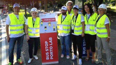Portolab - Festa della Marineria - La Spezia 2015