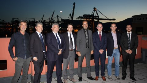 UASC delegation