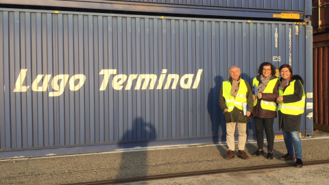 Contship Ravenna Management at Lugo Terminal