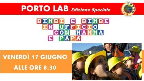Porto Lab - Special Edition - Bimbi in Ufficio