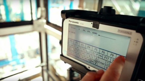 CICT - Panasonic Toughpad