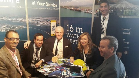 CICT at Med Ports 2016