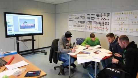 Oceanogate Italia Training Room
