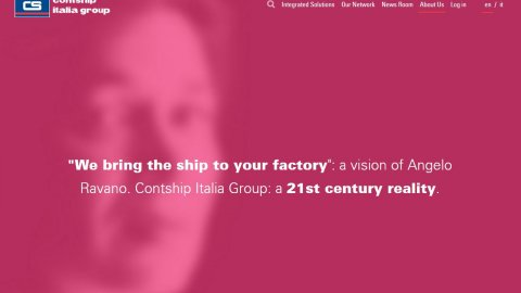 We bring the ship to your factory