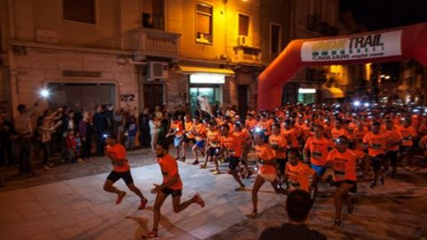 Urban Trail Race in Cagliari