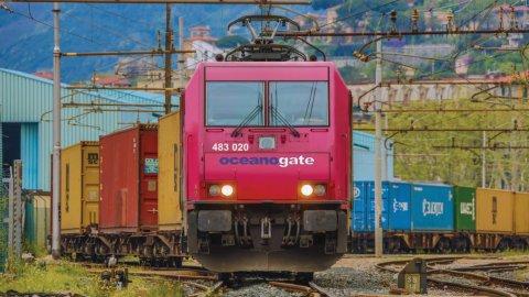 Treno Oceanogate Italia