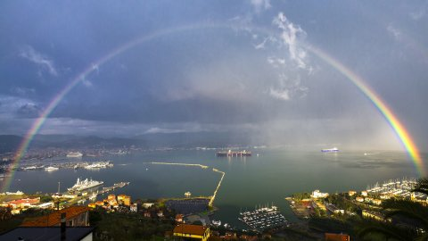 UASC under the rainbow
