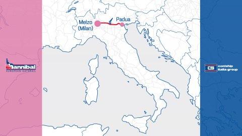 Melzo-Padua Hannibal