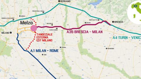 TEEM Map