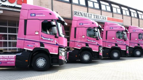 RHM new Renault Trucks