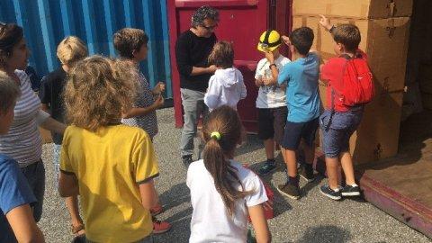 Porto Lab for Step Net in RHM Melzo