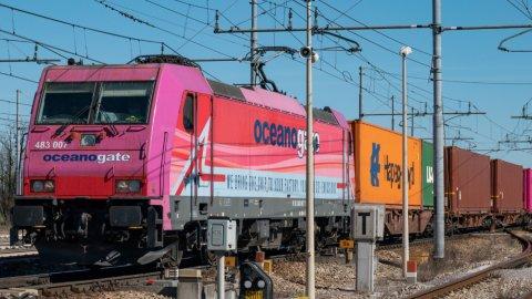 Oceanogate Italia Train