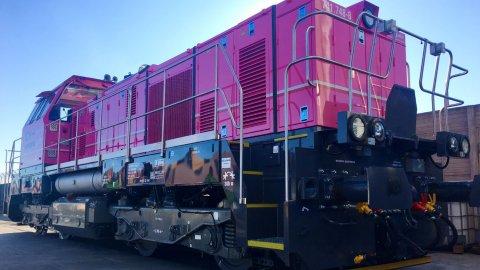 Oceanogate new CZ LOKO 741 Shunting Locomotor