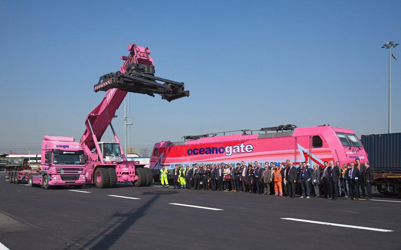 Nasce Oceanogate Italia, l'operatore ferroviario del Gruppo Contship